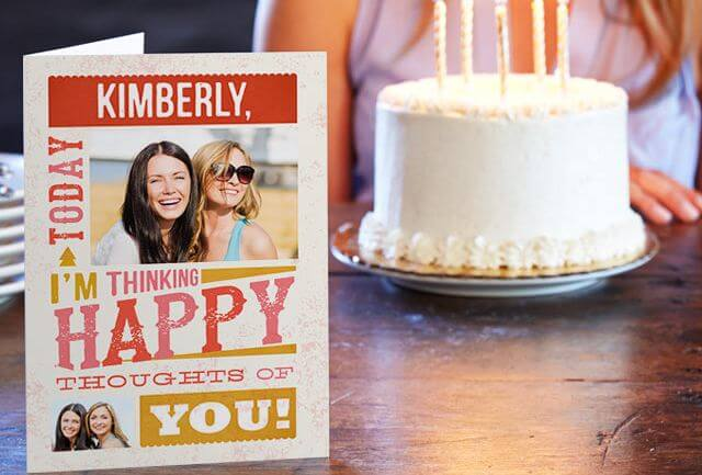 FREE Personalized Greeting Card