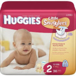 CVS: Huggies Diapers Only $1.24 a Pack