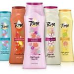 FREE Tone Body Wash Sample