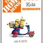 Home Depot July 4